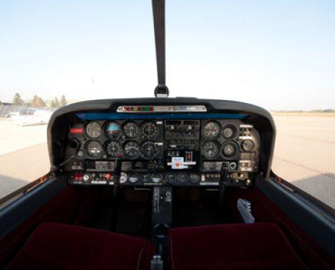 cockpit F-GFXP