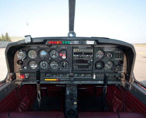 cockpit FGCUU